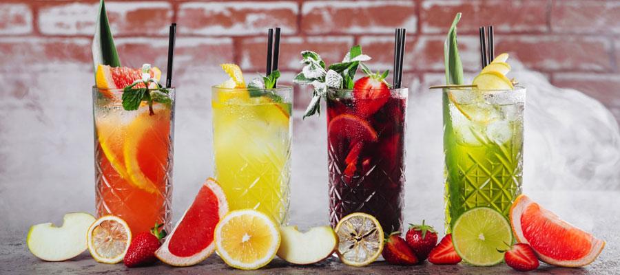 spécialiste des cocktails